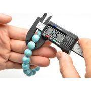 軽い!カーボン電子ノギス◆0.1mmから計測可能◆デジタルノギス100mm◆電池つき_R5376