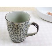 【大人っぽいプレミア感】 クラシカル小花 和風マグカップ