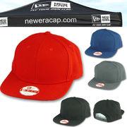 f8a13932f57 NEWERA FLAT BILL SNAPBACK CAP NE402 14964