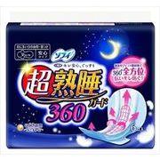 ソフィ超熟睡ガード360 6枚 【 ユニ・チャーム(ユニチャーム) 】 【 生理用品 】