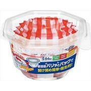 おべんとケース フレッシュチェック S 84枚 【 東洋アルミ 】 【 お弁当用品 】