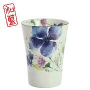 花水彩 フリーカップ クレマチス