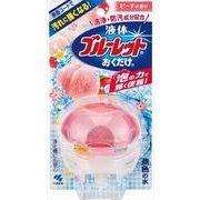 液体ブルーレットおくだけ ピーチの香り 【 小林製薬 】 【 芳香剤・タンク 】
