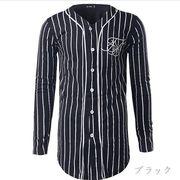 ジップパーカー♪ブラック/ホワイト2色展開◆【春夏新作】