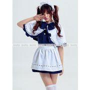 ヨーロッパ風 メイド服 家政婦 ハロウィン衣装 コスプレ衣装