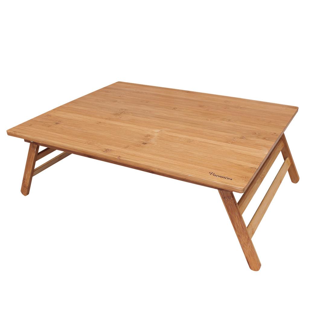 バカンス 折りたたみバンブー ローテーブル Lサイズ