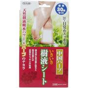 中国ハーブ いきいき樹液シート 徳用 30枚セット