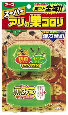 スーパー アリの巣コロリ