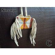 ローハイドオーナメント ネイティブアメリカン ナバホ族