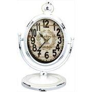 ジャストウィロー レトロデザイン時計 アンティーククロック(ハンギングスクエア)