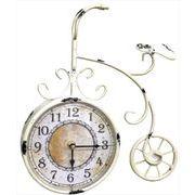 ジャストウィロー レトロデザイン時計 アンティーククロック(バイスクル)