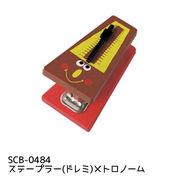 【激安大特価】ステープラー(ドレミ)メトロノーム