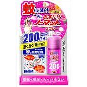 おすだけノーマット スプレータイプ バラの香り 200日分 【 アース製薬 】 【 殺虫剤・ハエ・蚊 】
