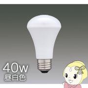 LDR5N-H-S6 アイリスオーヤマ LED電球人感センサー付 40W昼白色相当