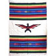 El Paso Saddleblanket ThunderBird Blankets  / エルパソ サンダーバードブランケット