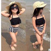 新作♪子供水着☆女の子水着セット 2点☆夏の定番彡M-XXL