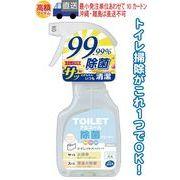 ファンストイレ用アルコール除菌クリーナー本体400ml 46-242