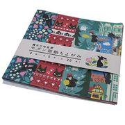 【おもちゃ】魔女の宅急便 モダン 和紙 千代紙スタジオジブリ