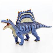 【コレクション】スピノサウルス ソフビフィギュア/四足歩行ver 恐竜