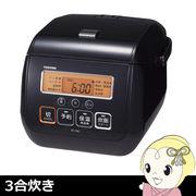 東芝 マイコンジャー炊飯器(3合炊き) 銅コート釜 ブラック RC-5SK-K