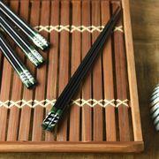 JAPANESE  STYLE  箸 小窓格子