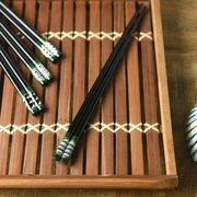 JAPANESE  STYLE  箸 小窓縞