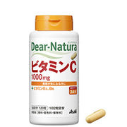 ディアナチュラ ビタミンC1000mg 60日分 120粒