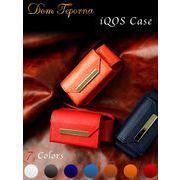 Dom Teporna アイコス ケース 高級牛本革 トゴ レザー iQOSケース 全7色