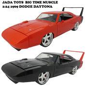 JADATOYS 1:24 1969 DODGE CHARGER DAYTONA ミニカー 【カラーチョイス】