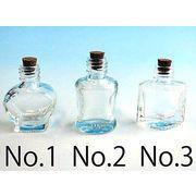 【在庫限り】小瓶 ガラス瓶 ハンドメイド用 レジンアートなど作品作りに