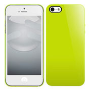 SwitchEasy NUDE for iPhone 5s/5 Lime SW-NUI5-