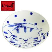 「にゃん屋」★とら猫くん小皿