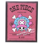 《文具》ワンピース 海賊旗ふせん大小2種セット/チョッパー ONE PIECE