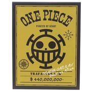《文具》ワンピース 海賊旗ふせん大小2種セット/ロー ONE PIECE