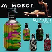 「エクササイズ ストレッチボトル」 MOBOT(モボット) 1200ml