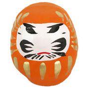 【激安】風水だるま【ミニサイズ】(橙)