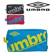 UMBRO(アンブロ) Rampage シューズバッグ かっこいいバッグ 学校 スポーツ ジム 旅行(70600)