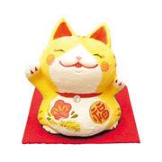 手びねり風(小)福猫