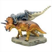 《フィギア》ティラノサウルス vs トリケラトプス ダイナソー