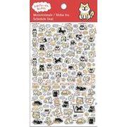 日本製 Japan 金箔スケジュールS・MA・柴犬 TM00794