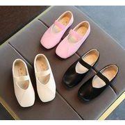 【子供靴】★可愛いデザインの子供靴&シューズ PU靴★可愛い踊り靴★★3色★サイズ26-36