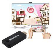 ドングル レシーバー 1080P対応iPush転送器 通用 ビッグスクリーンADLN/Miracast/Airplay