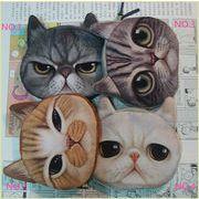 猫雑貨   猫ミニポーチ アニマルバッグ コインケース