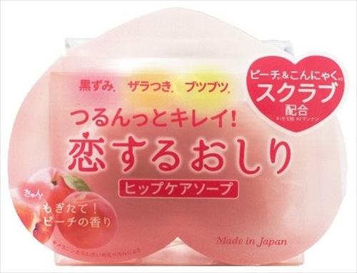 恋するおしり ヒップケアソープ 【 その他 】 【 石鹸 】