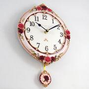 アンティークローズ振子時計