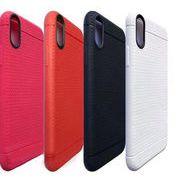 スマホケース iPhoneケース 新作 選べる6色  iPhone Xケース 定番 シリカゲル