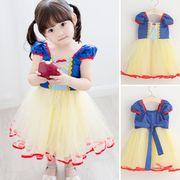 ハロウィンコスプレ 衣装プリンセス子供 Halloween白雪姫 パーティーグッズ cosplay-ハロウィン特集