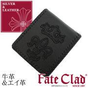 FateClad カウ&スティングレイ レザーウォレット