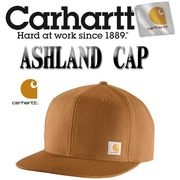 ★春夏新作♪ CARHARTT Ashland Cap 101604    14019