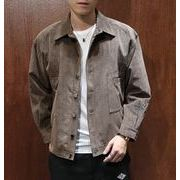 ジャケット♪グレー/カーキ/ライトブラウン3色展開◆【新作】